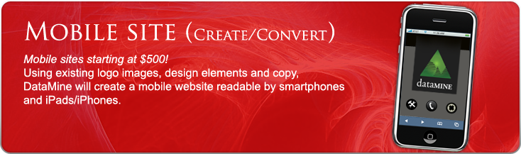 mobile site web friendly